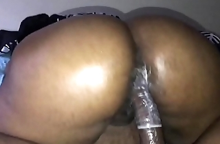 Big Booty Productive of Milf Ride BBC