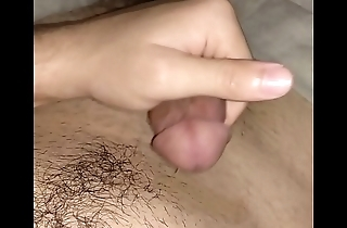 Strocking my sexy dick - part 1
