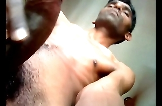 Hyderabad boy rajesh locate fluorescent &amp_ masturbation 3