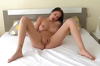 Agatha beautiful natural tits