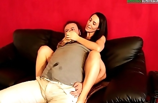 Occupation Inteview Sixth Part- Hand Smother Domination