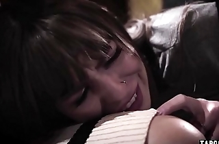 Crooked family reunion with stepdaughter and hot fucking