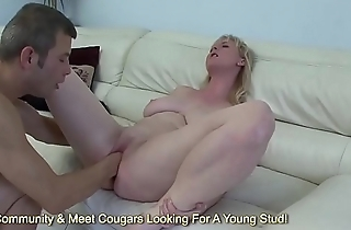 MILF Moni Erno Gets Fisted In Her Fat Pussy