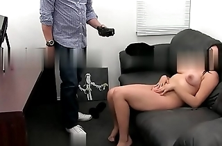 Mexican Babysitter Anal and Creampie Casting part 2