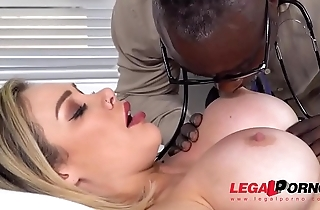 Horseshit Hungry Milf Chessie Kay Fucked Balls Deep By Doc'_s Huge Black Dick GP112