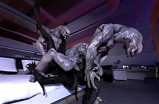 ALIENS FUCKING EACH OTHER GAY Flocculent YIFF SFM PORN 3d gay games